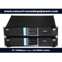 Wholesale 4 Channel Line Array Pro Audio Speaker Class TD With Switching Amplifier from china suppliers