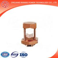 Buy cheap T/J Copper Bolt Connector(split bolt connector) from wholesalers