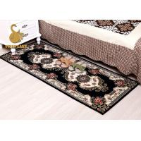Wholesale 100% Polyester Material Bedroom Area Rugs Persian Style OEM Available from china suppliers
