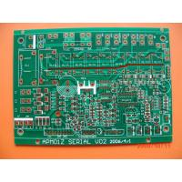 Wholesale 2 Layers 0.2mm Thickness FR4 Single Sided PCB Board for Air - Condition from china suppliers