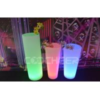 Wholesale Street Lighted Flower Pots Outdoor Remote Control Glowing Plant Pots from china suppliers