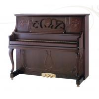 Wholesale 125cm First Class Imported Walnut Wooden Acoustic Upright Piano Excellent Handcraft OEM AG-125Y2 from china suppliers