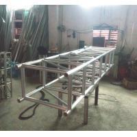 Wholesale Silver Straight Large Heavy Project Stage Lighting Truss 520*760mm from china suppliers