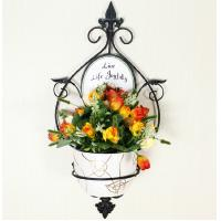 Wholesale design flower shelf flower rack planters hanger from china suppliers