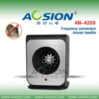 Frequency conversion ultrasonic pest repeller