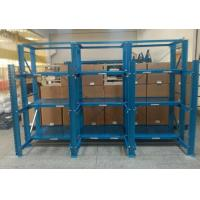 Wholesale Multi Level Industrial Storage Shelving With Drawer For Tool / Dies Storing from china suppliers