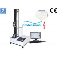 Wholesale Universal 5KN Tensile Testing Equipment Computer Control Software 220V from china suppliers