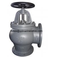 Buy cheap JIS marine cast steel angle check valve 5K/10K/20K from wholesalers