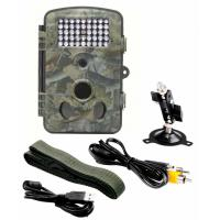 Quality Outdoor Motion Activated Wildlife Camera , Infrared Wildlife Camera With Motion Sensor for sale