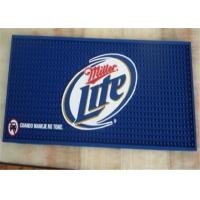 Buy cheap Durable 880 * 250mm Rubber Bar Mats FDA , SGS Certification PVC Bar Mat from wholesalers