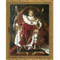 Buy cheap OIL PAINTING Napoleon On His Imperial Throne by Ingres from wholesalers
