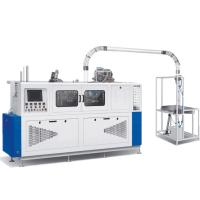 Buy cheap Medium Speed Paper Cup Making Machine One Side / Two Side PE Coated Paper from wholesalers