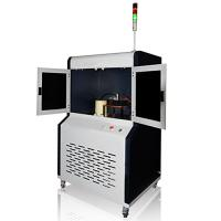 Wholesale 220V Flammability Test Apparatus  ,  50 HZ Solid Insulation Dielectric Strength Tester from china suppliers