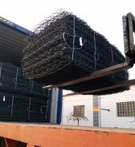 Wholesale Gabion Box/Welded Gabion Mesh/Hexagonal Wire Mesh/Earth Mattress from china suppliers