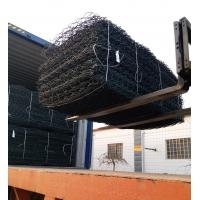 Wholesale Weather Proof Hot Galvanized Gabion Box / Stone Cages For Landscape Project from china suppliers