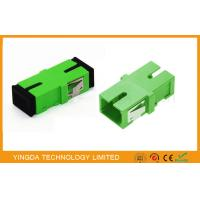 Wholesale Fiber Optic Flange Adapter SC APC from china suppliers