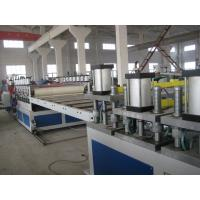 Wholesale PVC Crust Foam Board Production line from china suppliers