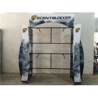 Wholesale Clothing Pop Merchandise Displays Garment Display Freestanding Retail Shop Furniture from china suppliers