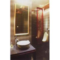 Wholesale Coated Decorative Bathroom Shower Glass High Transmittance For Bathroom Shower Enclosure from china suppliers