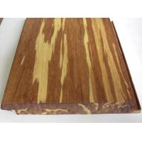 Wholesale Tigerwood Strand Woven Bamboo Flooring, Click lock from china suppliers