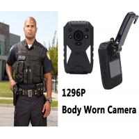 Wholesale Mini Hd 1296p Video Audio Wearable Video Camera Recorder For Law Enforcement from china suppliers