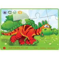 Wholesale Customized Designs Cardboard Jigsaw Puzzles PP Plastic Sheet For Kids Play from china suppliers