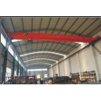 Quality Heavy Duty Single Girder Overhead Cranes / Bridge Cranes for Paper Mills for sale