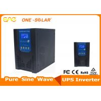 Quality High Efficiency Low Frequency Hybrid Inverter Stable Pure Sine Wave 110V 220V 3000W for sale