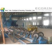 Wholesale Steel Pipe Shot Blasting Machine / Shotblasting Equipment ISO Certification from china suppliers