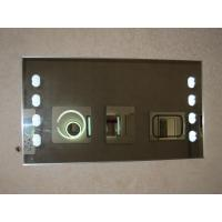 Wholesale Factory manufactured hotel bathroom LED wall mirror backlit mirror with CE UL IP44 from china suppliers
