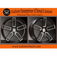 Buy cheap SS wheels - 1 piece Machine Face Audi Forged Wheels 10 Hole 7.5 - 11.5 Inch Width from wholesalers