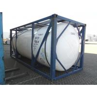 Wholesale R22 refrigerant gas refillable cylinder and ISO-Tank from china suppliers