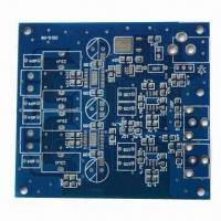 Wholesale Electronic/Rigid/Double Sided PCB, PCBA Service with UL, ISO, QS and CE Marks from china suppliers