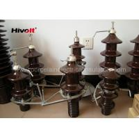 Buy cheap DIN Standard Oil Type High Voltage Transformer Bushings With Arcing Horn from wholesalers