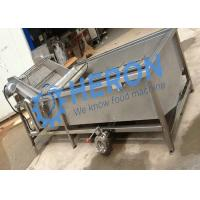 Wholesale Energy Saving Automatic Fryer Machine for Fried Products with Color Unification from china suppliers