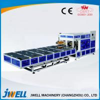 China 315-630 PE Plastic Pipe Making Machine Conical Twin Screw Extruder on sale