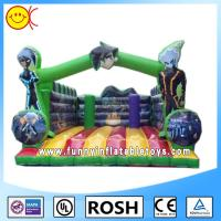 Wholesale Park Party Commercial Inflatable Bounce House For Entertainment from china suppliers
