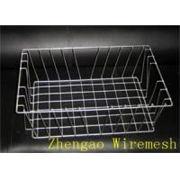 Quality stainless steel 304 316L  Sterilizing Tray Of Wire mesh for sale