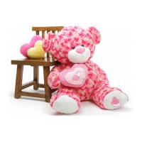 Wholesale Beautiful Girl Cute Festival toys Stuffed plush teddy bear of Super soft fabric from china suppliers