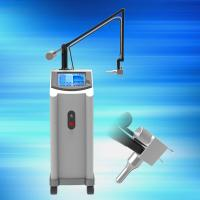 Wholesale Square Scanner Co2 Fractional Laser Stretch Marks Removal / Skin Rejuvenation from china suppliers