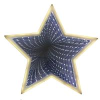 Buy cheap Star led mirror tunnel light from wholesalers