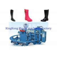 Wholesale PVC Winter Boots Plastic Shoes Making Machine ,Shoe Manufacturing Machines For Ladies Boots from china suppliers