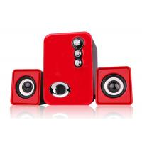Wholesale RECCAZR USB 2.1 Channel Speakers , Computer Stereo Speakers Multimedia from china suppliers