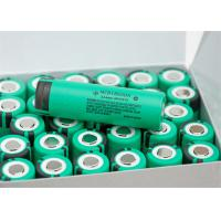 Wholesale Panasonic 18650 3.6 V Battery / Lithium Rechargeable Batteries 3100mAh from china suppliers