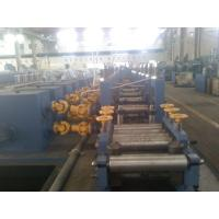 Wholesale Flying Saw Tube Forming Machine 2 Inch Steel Round Pipe Section Pipe from china suppliers