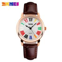 Wholesale Colorful Shine Womens Quartz Watches , Japan Movt 30M Waterproof Vogue Watches from china suppliers