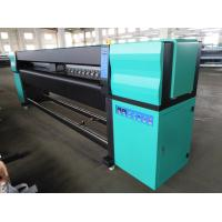 Wholesale 3.2m 1440dpi High Resolution and Speed Large Format Eco Solvent Printer Flex Banner Printing Machine from china suppliers