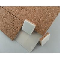 Wholesale Adhesive Shipping Cork Pads Glass 15x15mm or Customized size On Sale from china suppliers