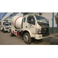 Wholesale Forland 2-4cbm small concrete mixer truck from china suppliers