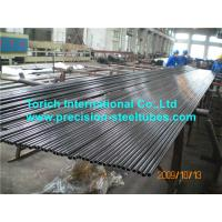 Quality Precision Seamless Black Phosphating Steel Tube for Hydraulic Systems for sale